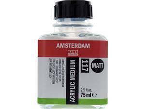 Bilde av Amsterdam Acrylic Medium Matt 117 – 75ml
