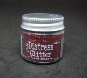 Bilde av Distress Glitter - fired brick