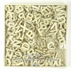 Bilde av Alfabet store bokstaver