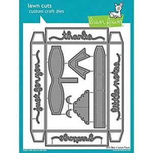 Bilde av Lawn Fawn - cudtom craft dies - gift box