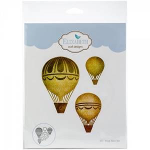 Bilde av Elizabeth Craft Die - Vintage Ballon Race