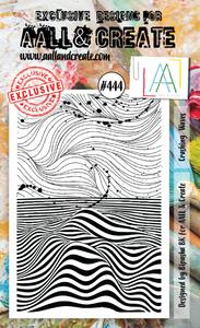 Bilde av Aall&create - Stamp #444