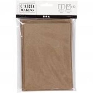 Bilde av Brevkort med konvolutt