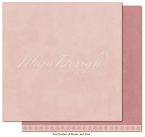Bilde av Maja -Monochromes - Shades of Winter - Soft Pink