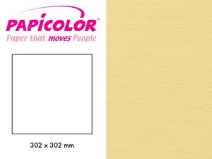 Bilde av Papicolor 302x302mm - 928 Gul