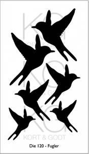 Bilde av Die120 Fugler