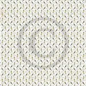Bilde av Papirdesign -  Gul og fin
