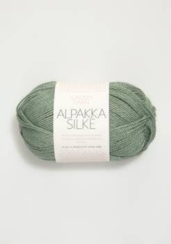 Bilde av Alpakka silke