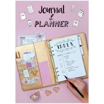 Bilde av Journal & planner