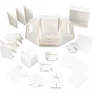 Bilde av Eksplosjonseske, hvit