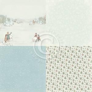 Bilde av  Winter Wonderland - Snow day