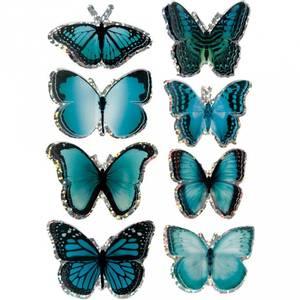 Bilde av 3D Stickers, str. 20-35 mm,