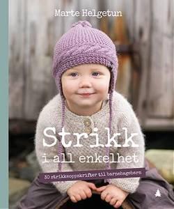 Bilde av Strikk i all enkelhet