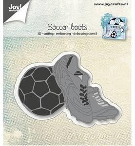 Bilde av Joy! crafts - soccer boots