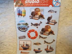 Bilde av Studiolight 3D-ark utstanset