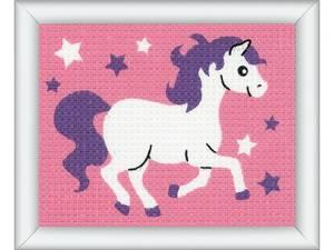 Bilde av Broderisett En liten hest
