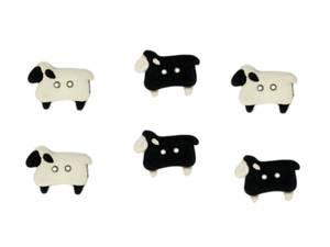 Bilde av Buttons - Sew Thru Sheep