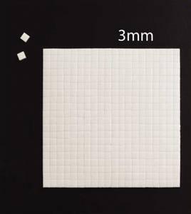 Bilde av Klebepute 3D- Firkantet 5x5mm
