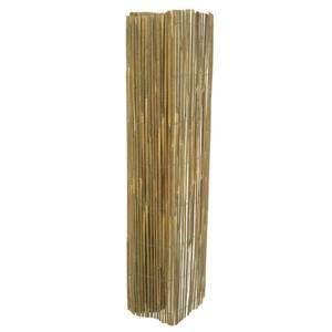 Bilde av Bambusgjerde Rull: Splitbambus