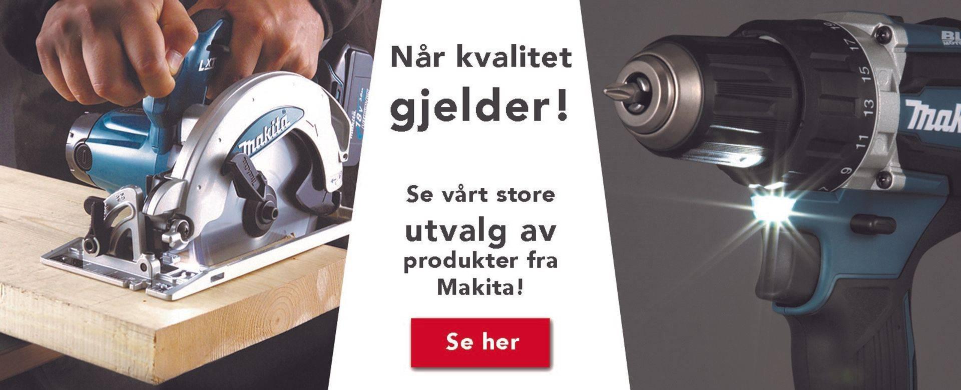 Makita Verktøy
