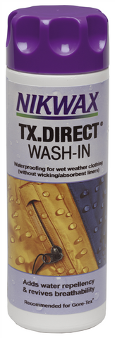 Bilde av NIKWAX TX DIRECT WASH IN - impregnering