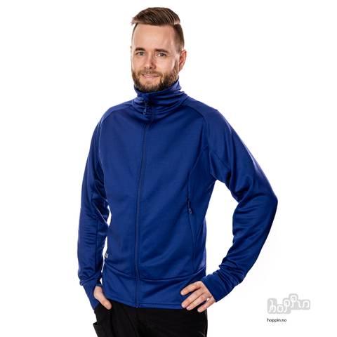 Bilde av HOPPIN MELLOMLAGSJAKKE BLÅ - jakke til herre