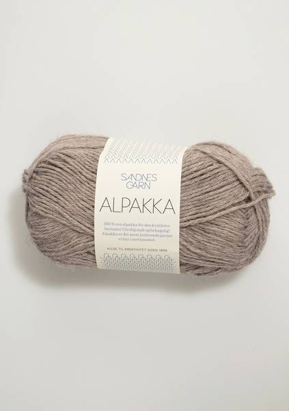 Sandnes Garn Alpakka 2650