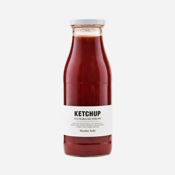Eksklusiv ketchup, Nicolas Vahè