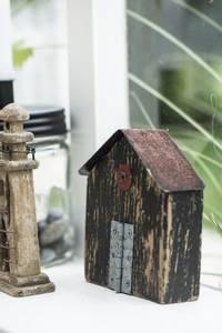 Bilde av Hus med vindu
