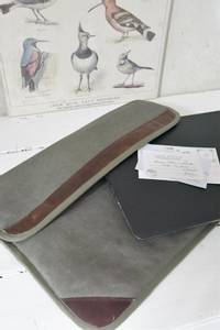 Bilde av Laptop-veske i kanvas
