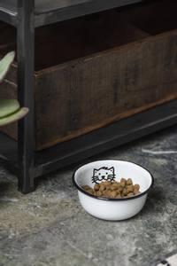 Bilde av Katteskål i emalje