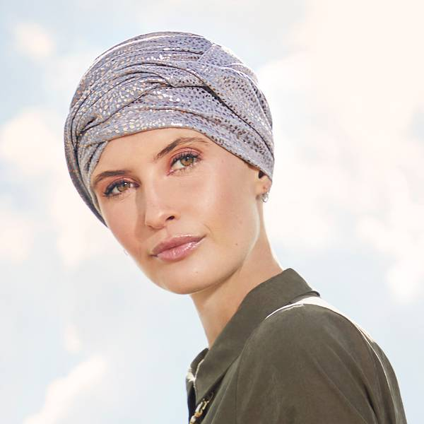 Bilde av Hodeplagg Zoya V turban Glitter 1263