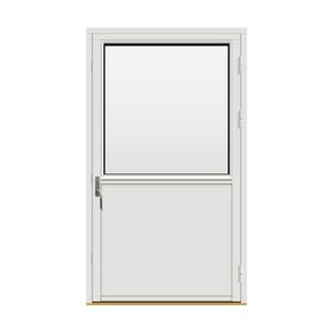 Bilde av H-balkongdøren Standard Tre 110x190 (109x189)