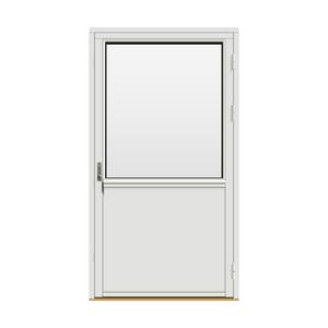Bilde av H-balkongdøren Standard Tre 110x200 (109x199)