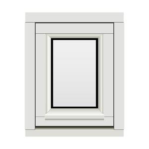 Bilde av H-vinduet sidesving 1 rams 40 x 50 (39 x49)