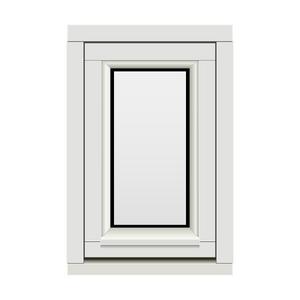 Bilde av H-vinduet sidesving 1 rams 40 x 60 (39 x59)