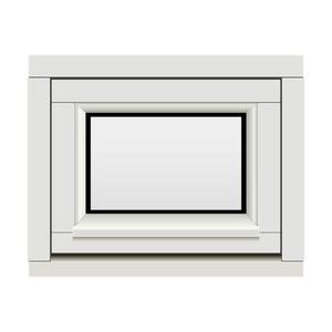 Bilde av H-vinduet sidesving 1 rams 50x40 (49x39)