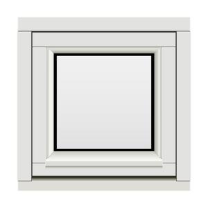 Bilde av H-vinduet sidesving 1 rams 50 x 50 (49 x49)
