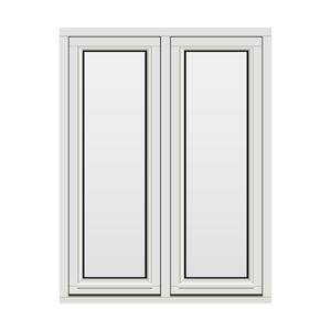 Bilde av H-vinduet sidesving 2 rams 100x130 (99x129)