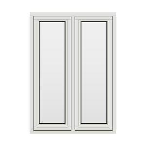 Bilde av H-vinduet sidesving 2 rams 100x140 (99x139)
