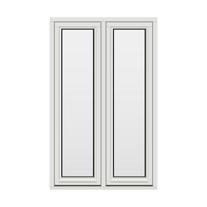 Bilde av H-vinduet sidesving 2 rams 100x160 (99x159)