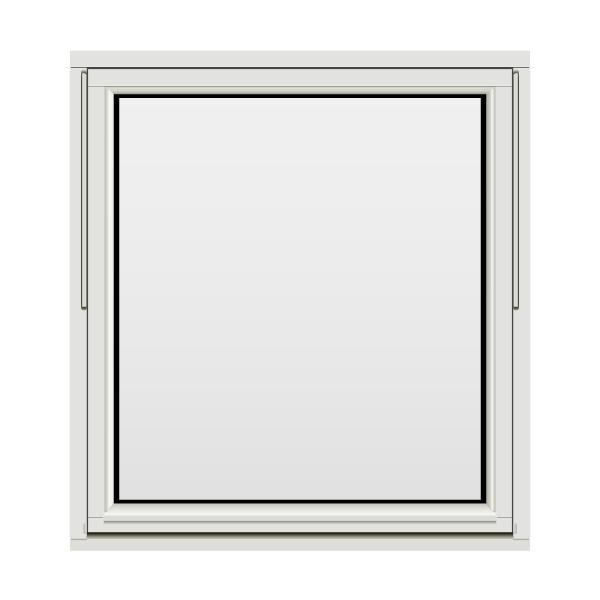H-vinduet® Toppsving 110x120 (109x119) 3-lags Tre