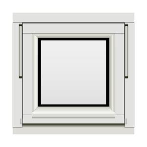 Bilde av Toppsving vindu 50x50 (49x49)