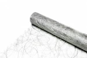 Bilde av Englevev Sizoweb sølv 30cm 5m