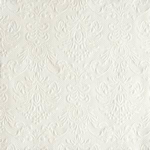 Bilde av Servietter Ambiente 40 Elegance Pearl White