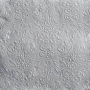 Bilde av Servietter Ambiente 33 Elegance Silver