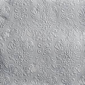 Bilde av Servietter Ambiente 40 Elegance Silver