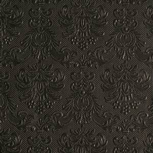 Bilde av Servietter Ambiente 40 Elegance Black