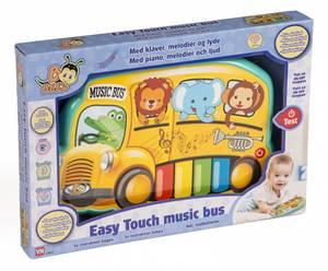 Bilde av Buddy Musikkbuss med easy touch