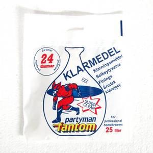Bilde av FANTOM KLARNINGSMIDDEL til 25L
